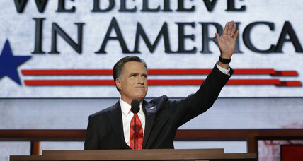 Romney criticizes Chicago teachers, sides with parents