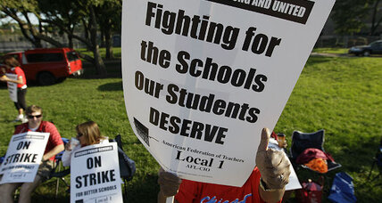 Chicago: Why is the teachers strike ongoing?