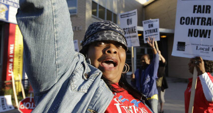 In Chicago strike, teachers draw a line on education reform (+video)
