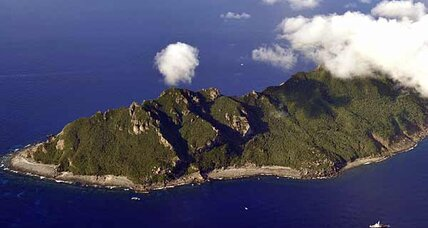 Why China, Japan, and S. Korea aren't backing down on island disputes (+video)