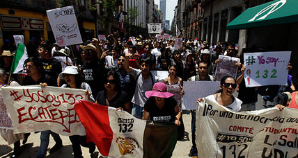 With Mexico's election results upheld, what's next for the YoSoy132 movement?