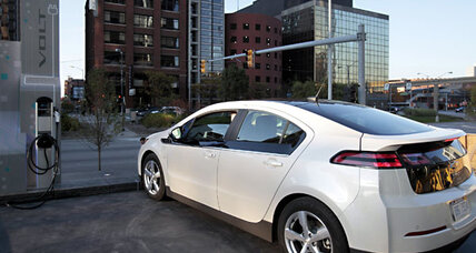 Chevy Volt: GM's loss leader under new scrutiny