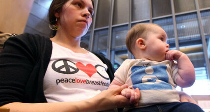 Breastfeeding professor: Students get lesson in nursing debate