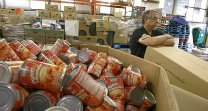 How food banks are spreading around the world