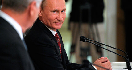 Putin: I'm 'grateful' to Romney for proving me right about missile defense