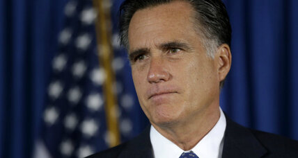 Egypt embassy protests: Will Mitt Romney's comments matter in November? (+video)