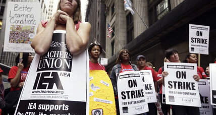 Chicago teacher strike: Talks to end strike make progress