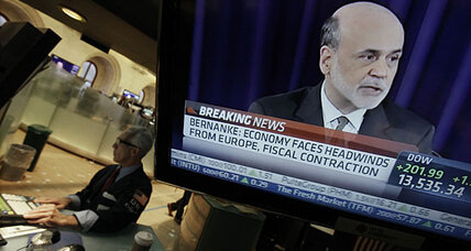 Fed stimulus sends stocks soaring to 4-year high (+video)
