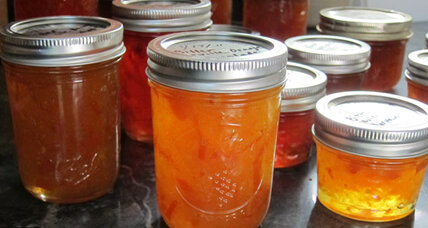 Easy recipes for pickling and canning