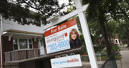 Housing rebound? Foreclosures dive in August.