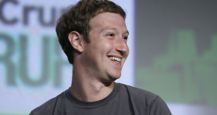 Facebook stock gets a much-needed Zuckerberg boost