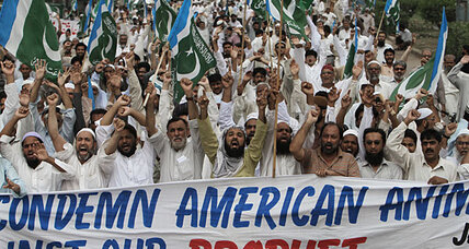 Religious groups rally across Pakistan over anti-Islam film