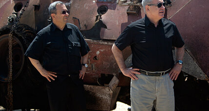 Is Israel's Barak breaking with Netanyahu over Iran?