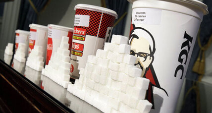 New York sugary drinks ban goes into effect