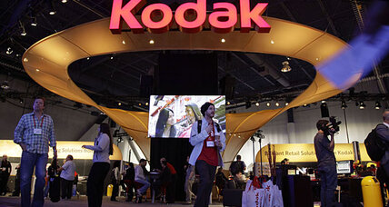 Eastman Kodak postpones bankruptcy auction on patents
