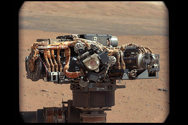 Curiosity Mars rover tells us that it is feeling pretty ...