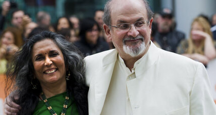 Report: Iranian bounty on author Salman Rushdie raised