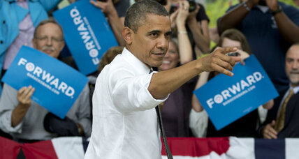Obama in Ohio: Why is he swiping at Mitt Romney over ... China?