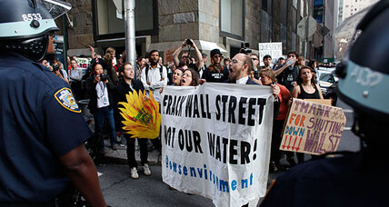 Occupy Wall Street stages a comeback: What did it accomplish? (+video)