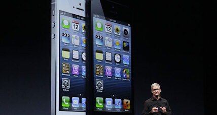 iPhone 5 frenzy sets sales record, causes back orders