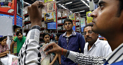 India: Bring on the Wal-Mart greeters