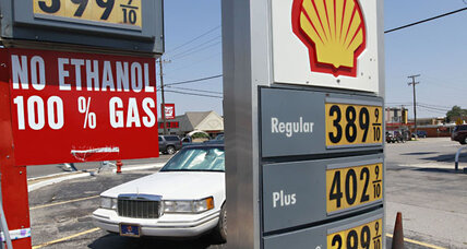 Gas prices, not jobs stats, are key numbers for voters (+video)