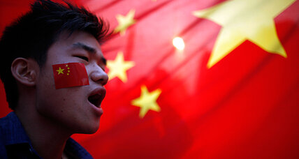 China to protesters: 'Please express your patriotism in a rational and orderly fashion'