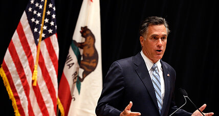 Mitt Romney speaks like a neocon, but is he one?