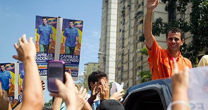 Chavez vs. Capriles: Corruption takes center stage in Venezuela's election