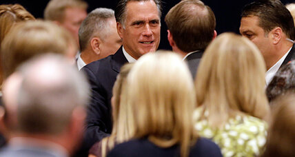 Is Mitt Romney right about a 'good jobs' dearth in US? (+video)