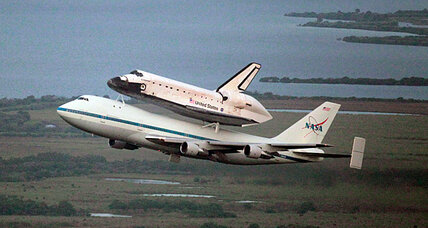 Space shuttle Endeavour lifts off for last time, heading to California