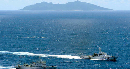 Concerns mount as Japan, China island dispute shows no sign of easing (+video)
