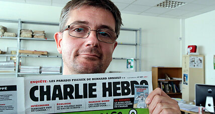 New French Muhammad cartoons inflame prophet film tensions (+video)
