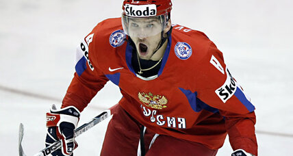 Alexander Ovechkin joins Russian team. No NHL hockey this year?