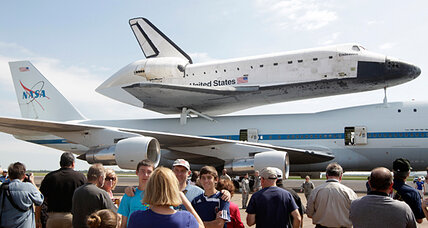 Shuttle Endeavour heading to L.A. to retire: why some neighbors are ruffled
