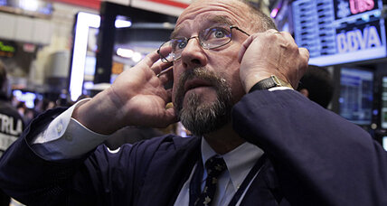 Weak global markets drag stocks down