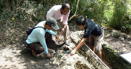 Ancient, sarcophagus-like tombs discovered in Philippines jungle