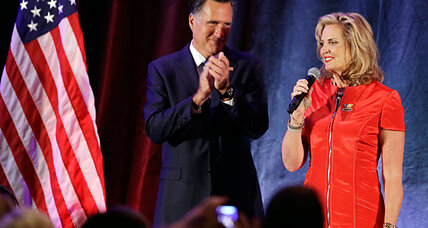 Ann Romney tells Mitt's critics to 'Stop it.' Will they listen?