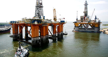Oil companies return to the Gulf of Mexico