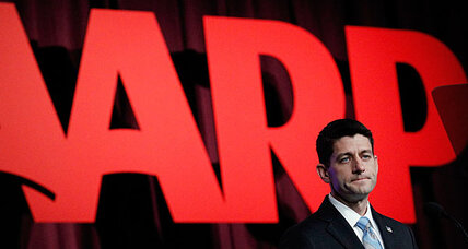 Paul Ryan to seniors: Medicare 'going bankrupt,' competition is answer