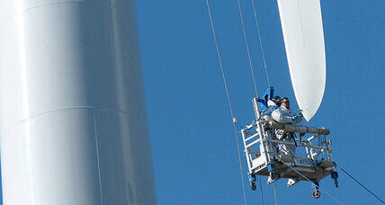 Expiring tax credits threaten wind industry jobs