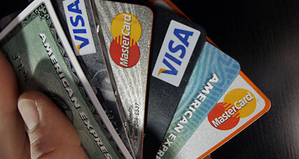 Raise your credit score: three simple steps
