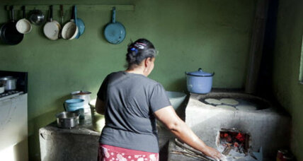 Warm tortillas: There's no competing with rural Mexican mothers
