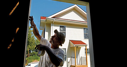 Housing market turning a corner? Signs of hope for homeowners.