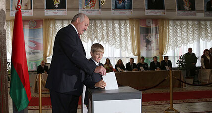 International monitors say Belarus election neither free nor fair