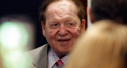 GOP backer Adelson accused of commandeering Israel's media market
