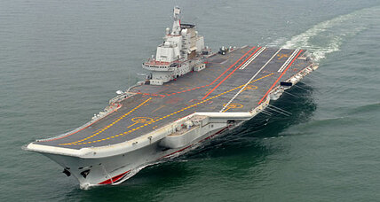 China's first aircraft carrier: Is it any good? (+video)