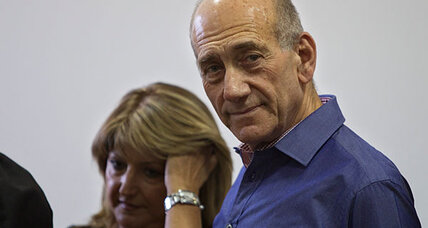 Israel's Ehud Olmert handed surprisingly light sentence in bribery case