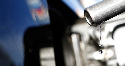 Gas prices dip, but are still pretty high. Should Obama be worried?