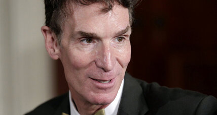 Bill Nye, former 'Science Guy,' warns creationism threatens US science
